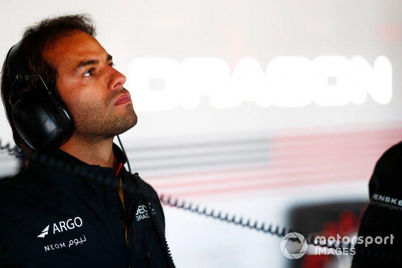 Felipe Nasr (Dragon) - 22e, pas de chrono