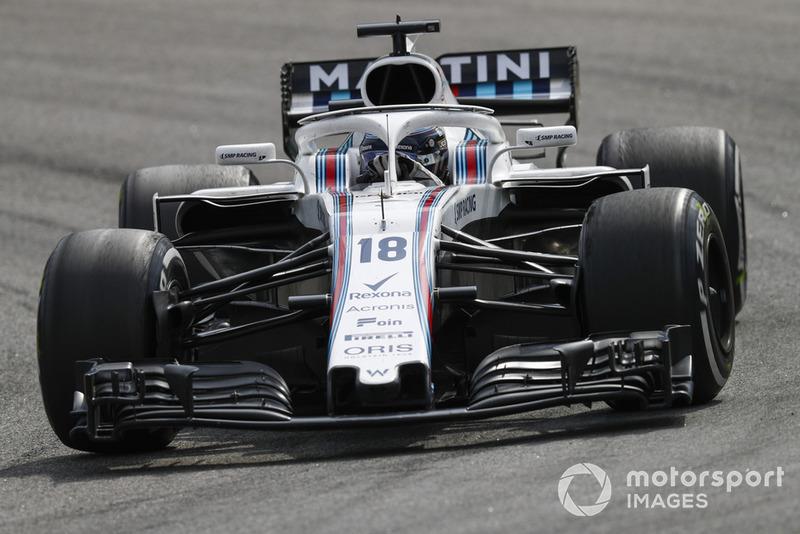 2018: Williams-Mercedes FW41