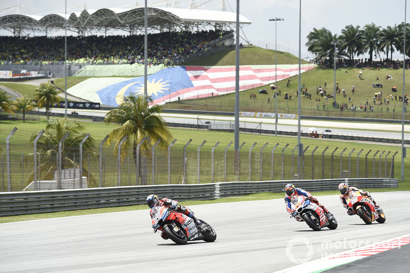 Андреа Довіціозо, Ducati Team достроково стає віце-чемпіоном 2018 року