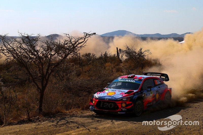 Andreas Mikkelsen, Anders Jaeger, Hyundai Motorsport, Hyundai i20 Coupe WRC