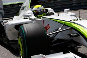 Jenson Button, Brawn GP BGP001