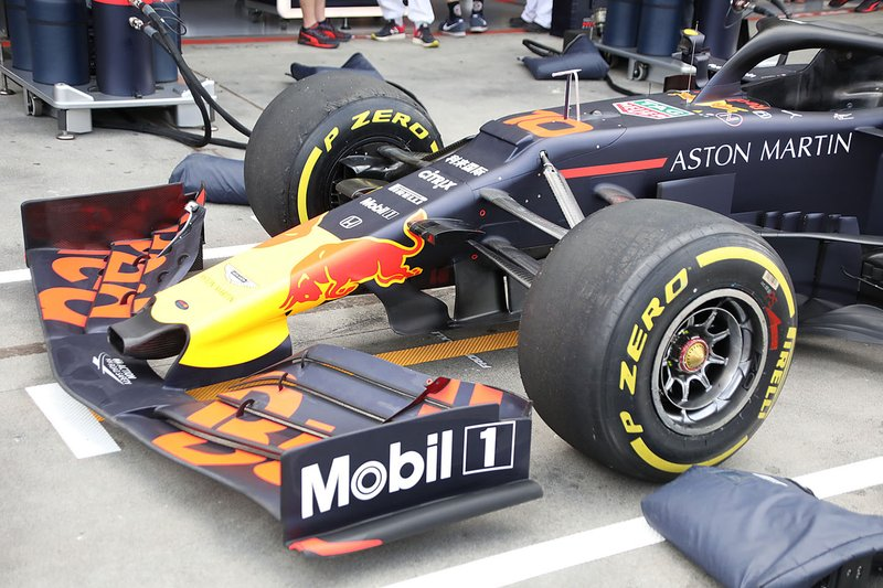 Red Bull Racing RB15 mini-wing