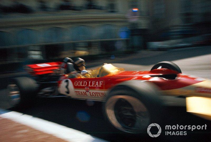 Jochen Rindt, Lotus 49C Ford