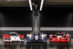 Trio sportscar Toyota dari masa ke masa
