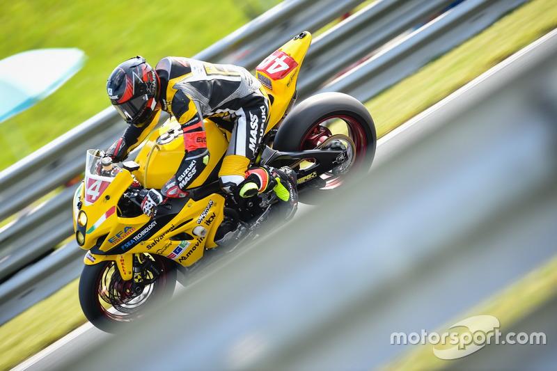 15. #44 No Limits Motor Team – Andrea Boscoscuro, Kevin Manfredi, Niccolo Rosso - + 14 Runden