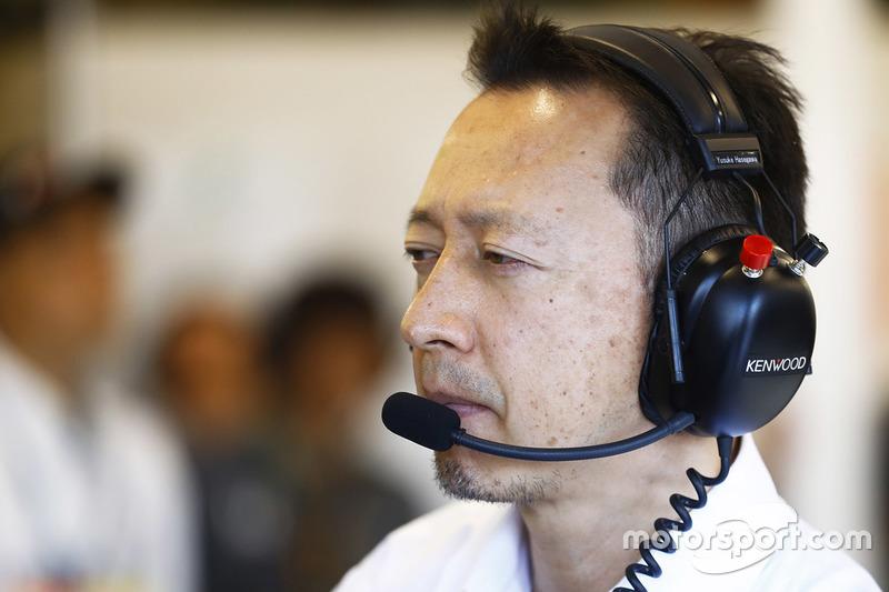 Yusuke Hasegawa, Honda-Projektleiter