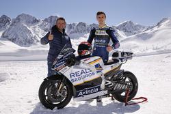 Hector Barbera and Loris Baz, Avintia Racing MotoGP