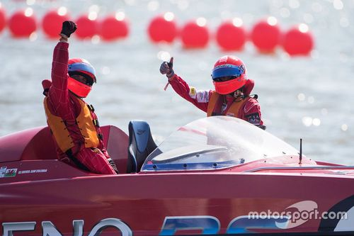 P1 Powerboat: Indian Grand Prix of the Seas