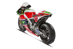 Bike of Sam Lowes, Aprilia Racing Team Gresini