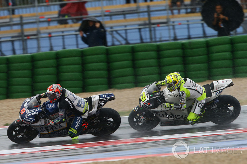 Альваро Баутіста, Aspar Racing Team, Ектор Барбера, Avintia Racing
