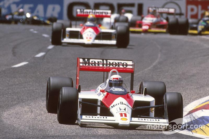 Alain Prost, McLaren MP4/4 Honda (1988)