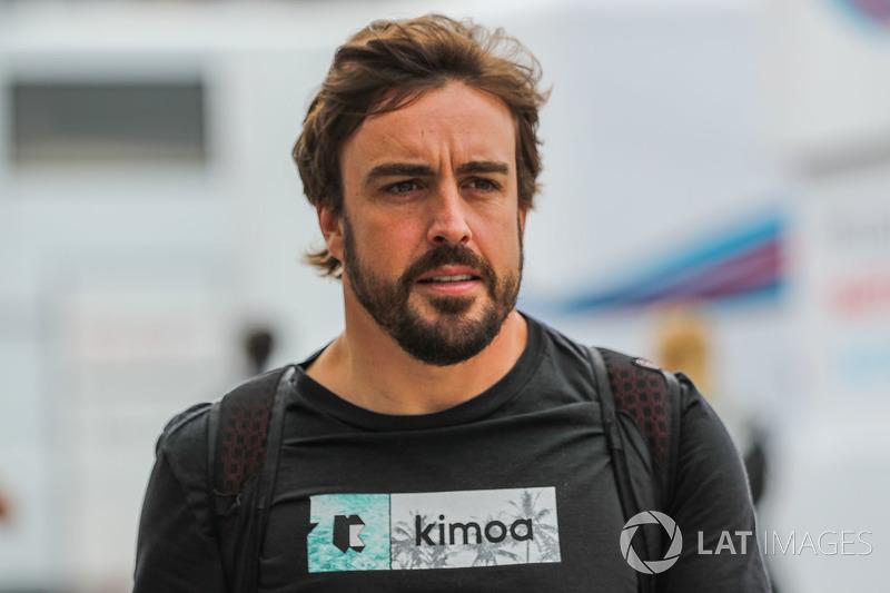 فرناندو ألونسو، مكلارين هوندا