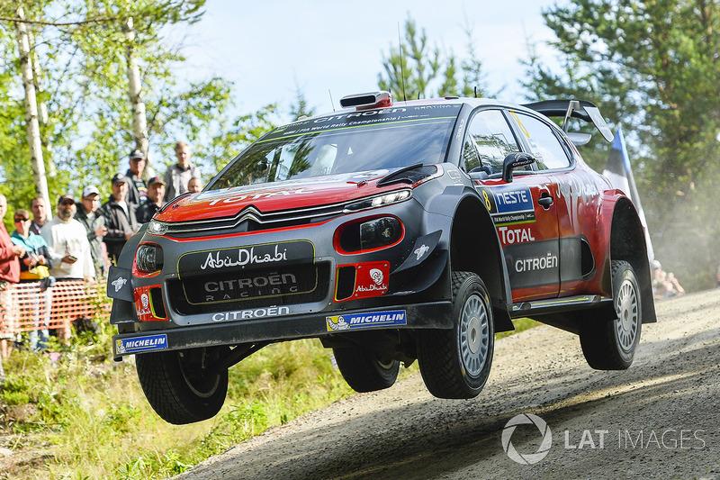 Халід Аль-Кассімі, Кріс Паттерсон, Citroën C3 WRC, Citroën World Rally Team