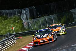 Moritz Gusenbauer, Daniel Bohr, Porsche Cayman GT4 Clubsport