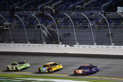 Matt Kenseth, Joe Gibbs Racing Toyota, Kyle Busch, Joe Gibbs Racing Toyota, Denny Hamlin, Joe Gibbs Racing Toyota