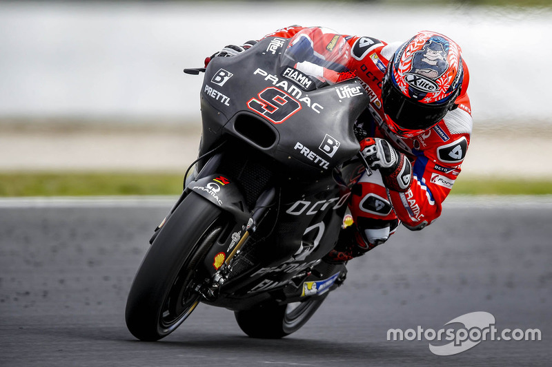 20º Scott Redding (Pramac Racing) 1:30.005, a 1.456s