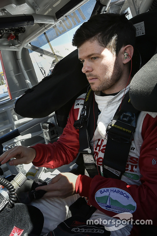 Ryan Truex, Hattori Racing Enterprises, Toyota