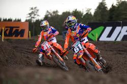 Jorge Prado, Pauls Jonass, KTM Factory Racing