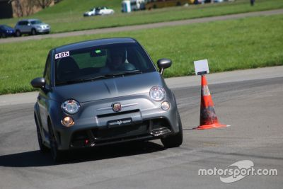 Abarth Trofeo Slalom: Interlaken