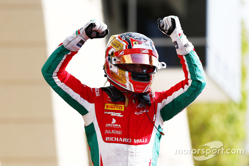2017: Formel 2