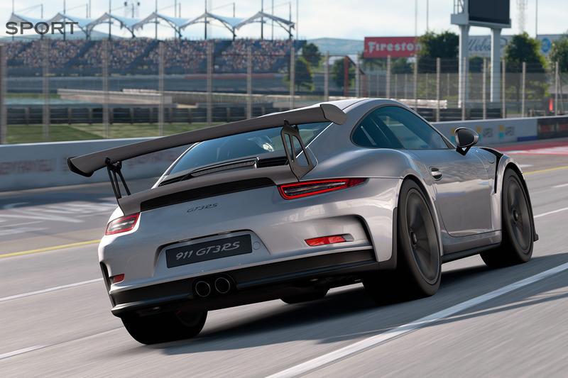 Porsche, Gran Turismo Sport