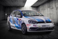 Volkswagen Ameo Cup car