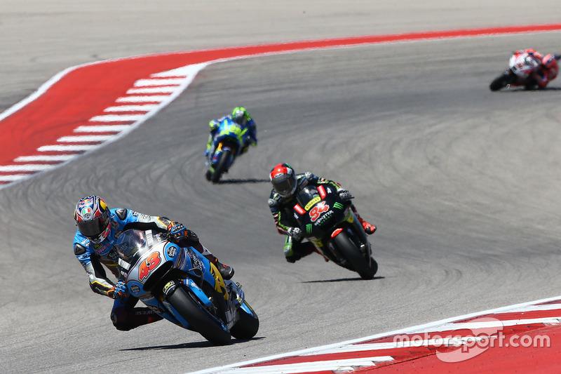 Jack Miller, Estrella Galicia 0,0 Marc VDS, Jonas Folger, Monster Yamaha Tech 3