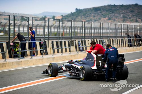 Valencia April testing