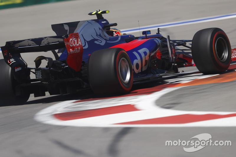 10. Карлос Сайнс-мл., Toro Rosso