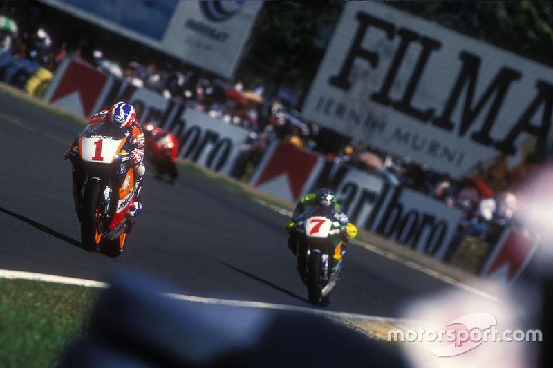 Mick Doohan, 1996 Honda NSR500