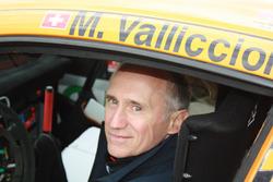 Marc Valliccioni, Sandra Arlettaz-Schmidy, Porsche 997 GT3 Cup, Lugano Racing Team