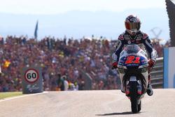 Le deuxième, Fabio Di Giannantonio, Del Conca Gresini Racing Moto3