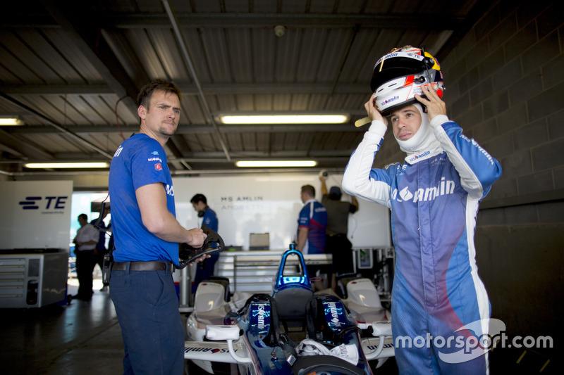 Antonio Félix Da Costa, Amlin Andretti Formula E Team