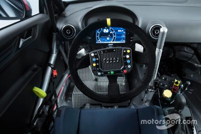 Presentation Audi RS3 LMS