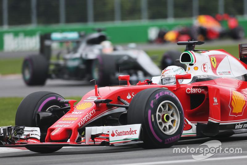 Себастьян Феттель, Ferrari SF16-H