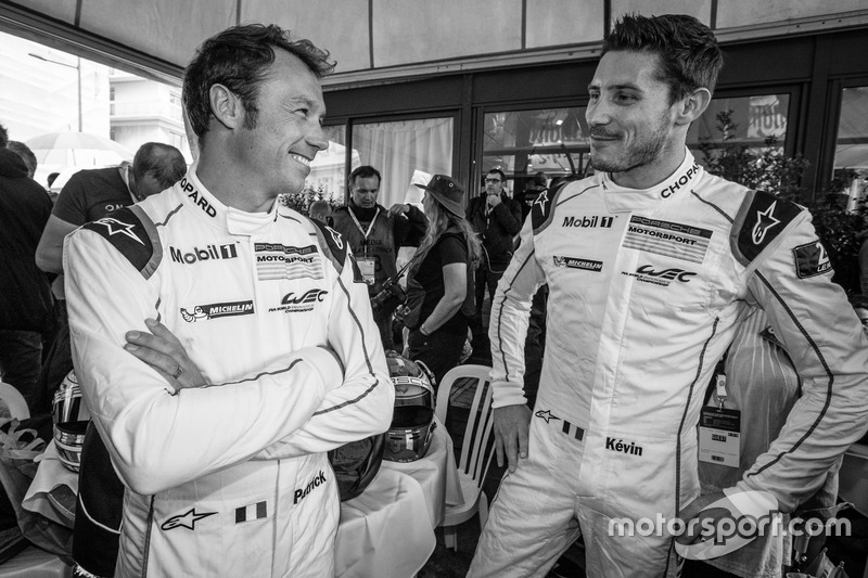 #91 Porsche Motorsport Porsche 911 RSR: Патрік Пілет і Кевін Естр