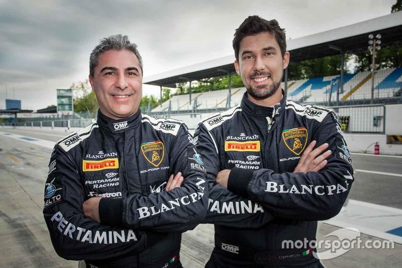 Presentazione team Imperiale Racing 2016