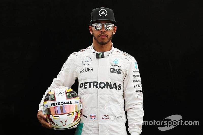 #44 Lewis Hamilton, Mercedes AMG F1 Team