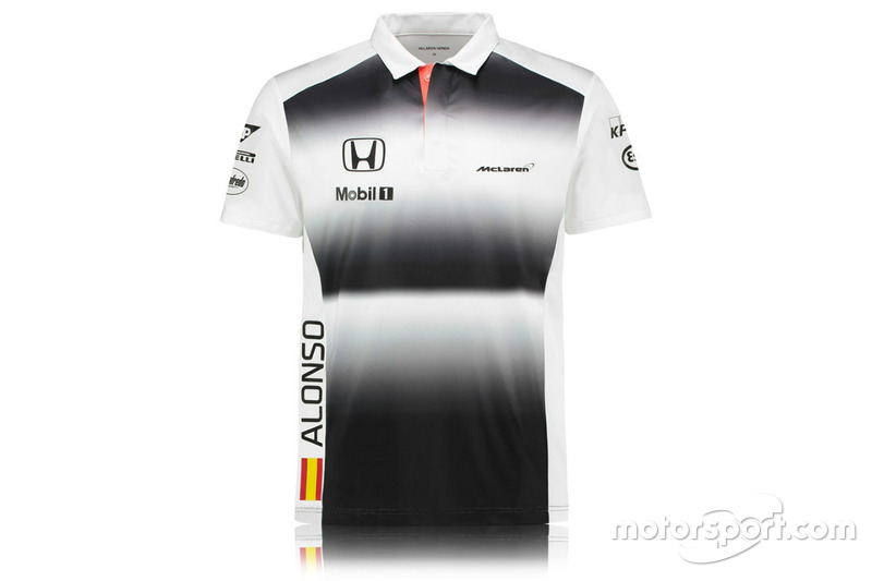 Polo Fernando Alonso 2016