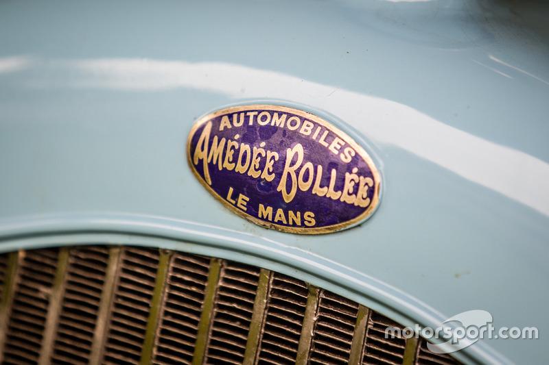 Classic Grand Tour: лого Amédée Bollée
