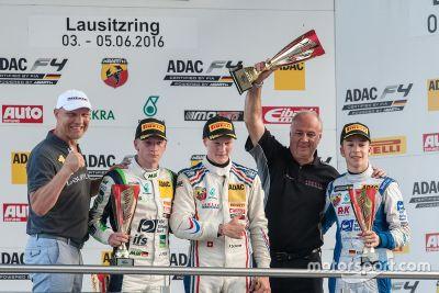 ADAC F4: Lausitzring