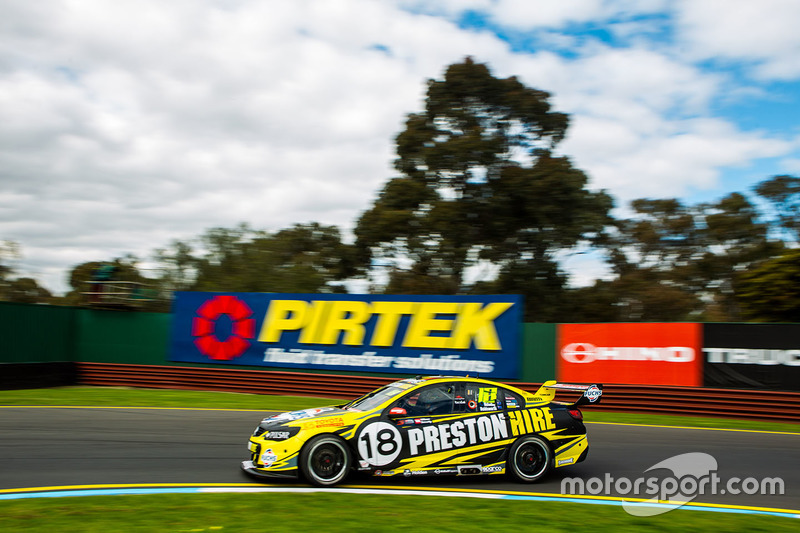 Lee Holdsworth und Karl Reindler, Team 18, Holden