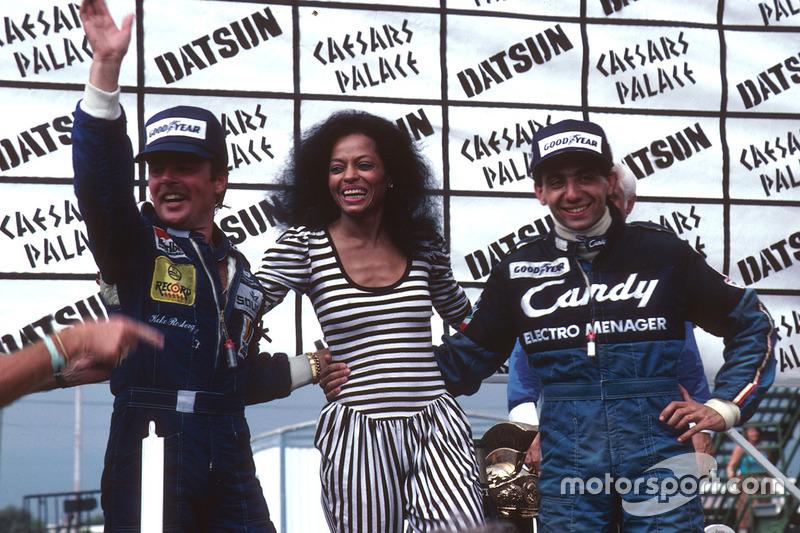 1982: Кеке Росберг здобуває титул з однією перемогою на своєму рахунку