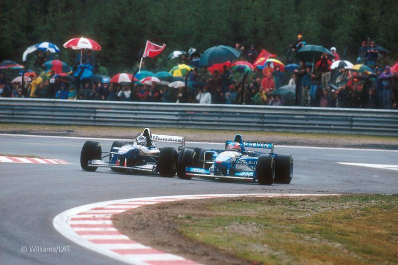 3 – Гран Прі Бельгії 1995: Рекорд від Шумі