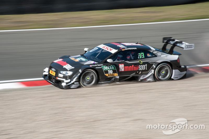 24. Timo Scheider, Audi Sport Team Phoenix, Audi RS 5 DTM (ausgefallen)