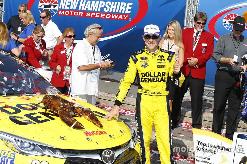 Sieger Matt Kenseth, Joe Gibbs Racing, Toyota