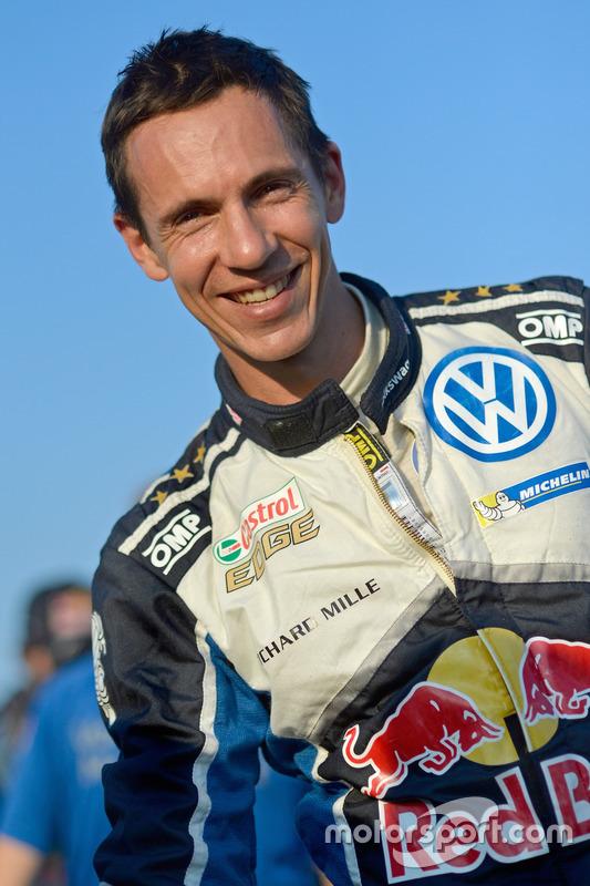 Julien Ingrassia, Volkswagen Motorosport
