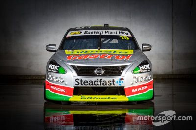 Kelly Racing livery unveil