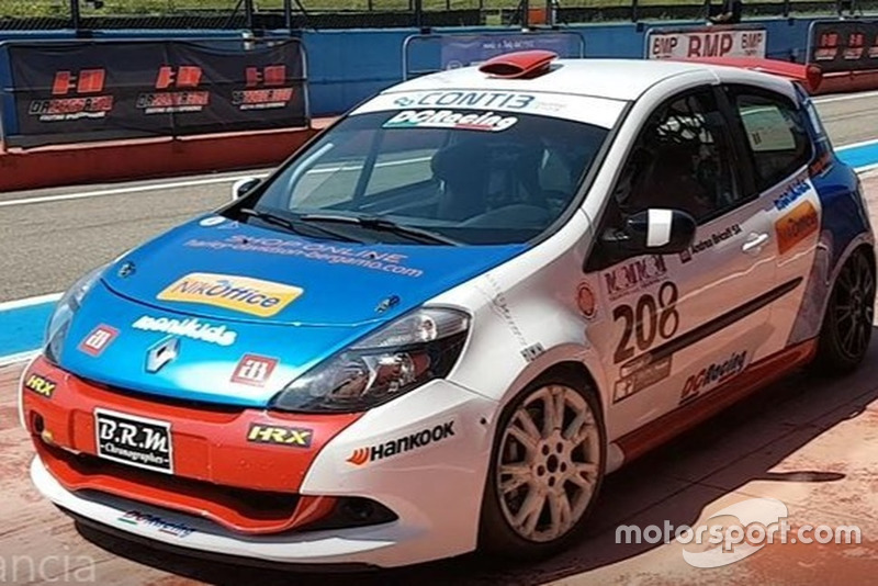 Franco Barin, Renault Clio Cup III, DC Racing