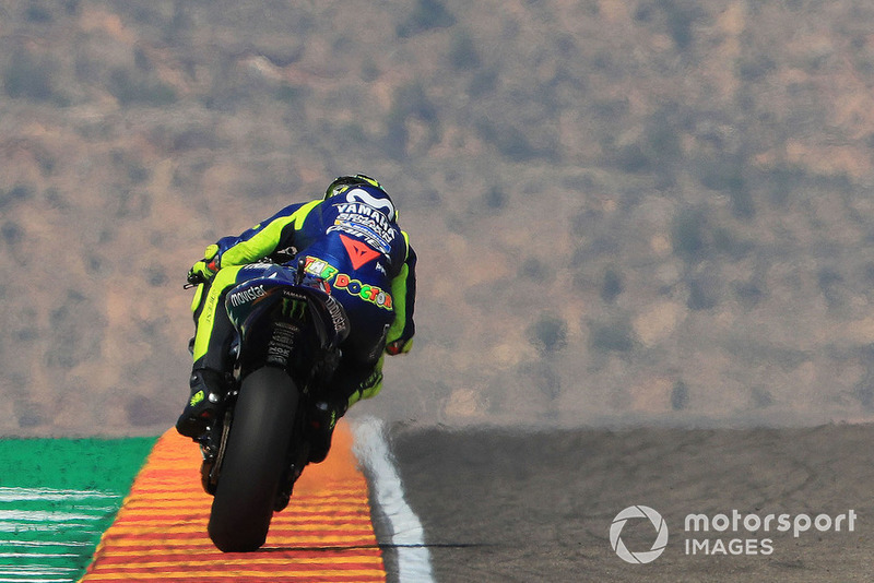 18. Valentino Rossi, Yamaha Factory Racing